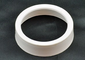 Bushing, Insulating, Polyethylene, Trade Size 2 Inch