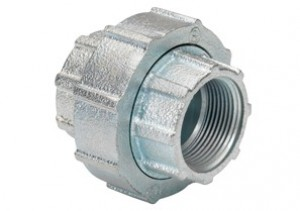 Mighty-Align Three Piece Conduit Coupling