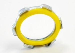 Locknut, Sealing, Steel / PVC