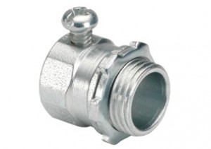 Connector, Set Screw, Made in the USA Steel