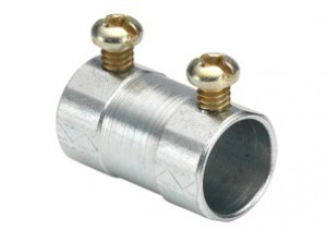 Coupling, Set Screw, Made in the USA Steel