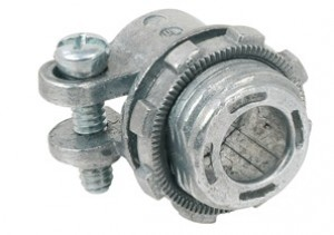Connector, Squeeze, Zinc Die Cast
