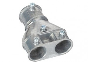 Mighty-Merge® Transition Fittings. EMT Coupling