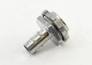 Connector, Screw-In, Zinc Die Cast