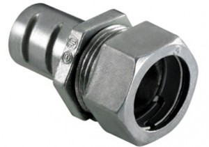 EMT/FMC Coupling, Combination, Zinc Die Cast