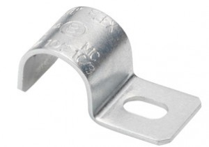 Strap, One Hole, Steel
