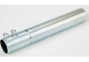 Mighty-Move® Expansion Coupling Steel expansion coupling for IMC and Rigid Conduit