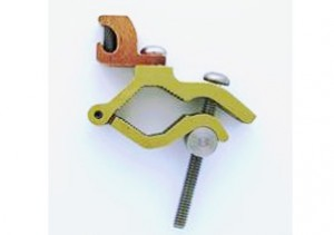 Single Bolt Grounding Clamp