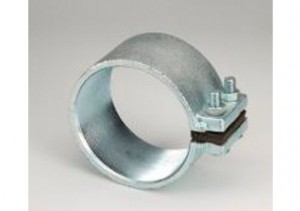Split Threaded Rigid Conduit Coupling