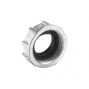 Bushing, Insulated, Malleable Iron