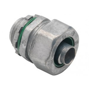 Connector, Liquid Tight, Zinc Die Cast