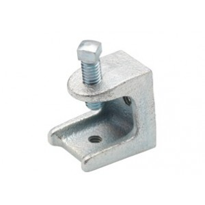 Clamp, Beam, Insulator Support, Malleable Iron