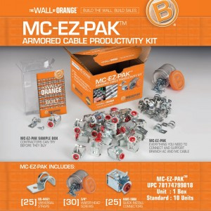 MC-EZ-PAK AC/MC Installation Kit