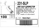 Mighty-Align® SLP Series Steel Slip 3/4