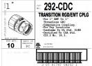 Compression Transition Coupling, Threadless Rigid/IMC to EMT, Zinc Die Cast thumb7