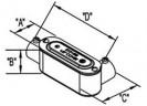 Combination Type LR Conduit Body thumb1