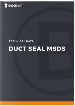 Duct Seal MSDS
