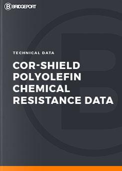 Cor-Shield Polyolefin Chemical Resistance Data