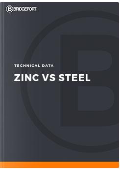 Zinc vs Steel