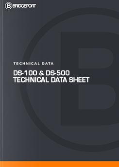 DS-100 & DS-500 Technical Data Sheet